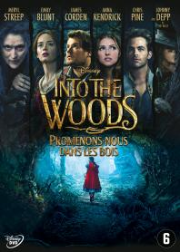 Inlay van Into The Woods