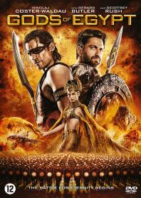 Inlay van Gods Of Egypt