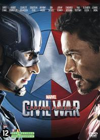 Inlay van Captain America - Civil War