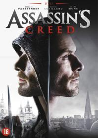Inlay van Assassin's Creed