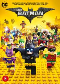 Inlay van The Lego Batman Movie