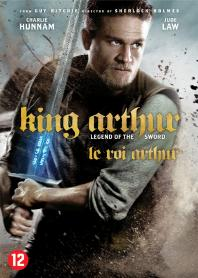 Inlay van King Arthur: Legend Of The Sword