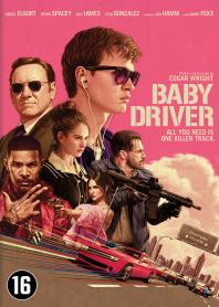 Inlay van Baby Driver