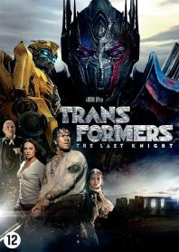 Inlay van Transformers 5: The Last Knight