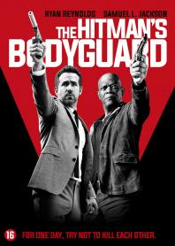Inlay van The Hitman's Bodyguard