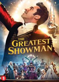 Inlay van The Greatest Showman