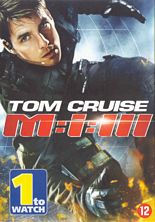 Inlay van Mission Impossible III