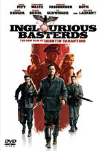 Inlay van Inglourious Basterds