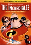 Inlay van The Incredibles